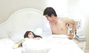 Lilly Luta và Lưu Quang Anh tung ảnh giường chiếu