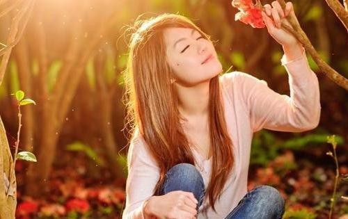 Tận hưởng thiên nhiên và vẻ đẹp cuộc sống là