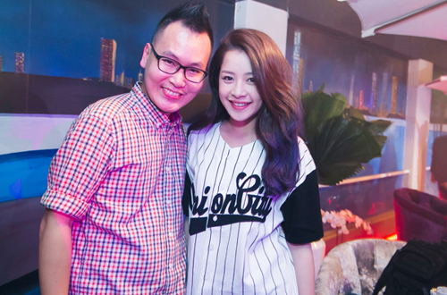 gil le and chi pu dating