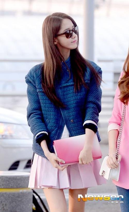 Nét đẹp thiên thần của YoonA.