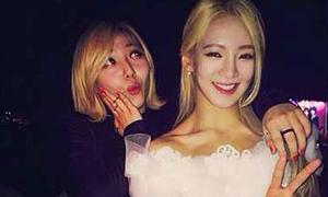 Sao Hàn 23/3: Min (MissA), Hyo Yeon (SNSD) hớn hở sau đêm diễn tại Việt Nam