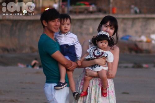 Lý Hải tổ chức chuyến đi chơi xa để chúc mừng sinh nhật cho Thu Hà.