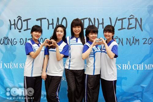 Hôm nay ngày 30/3 các bạn sinh viên  trường ĐH  Khoa học tự nhiên đã tham dự Ngày hội thanh niên khỏe, tại sân vận động khu vực ký túc xá Mễ Trì với những hoạt động thể thao bổ ích.