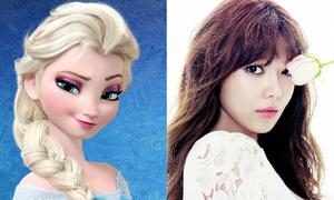Dàn diễn viên phiên bản Hàn trong mơ của 'Frozen'
