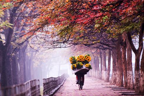 Trong khu vực châu Á, Hà Nội chỉ xếp sau thủ đô Bắc Kinh (Trung Quốc). Ảnh: VnExpress.