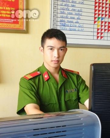 Chàng trai 9x có nickname dễ thương Nôbita Nguyễn tên thật là Nguyễn Trung Đại. Đại là cựu sinh viên khoa Quản lý hành chính, trường Trung cấp Cảnh sát Nhân dân II.