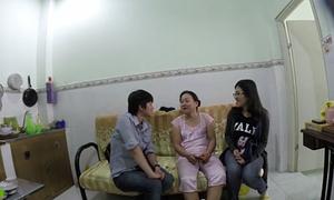 Video 'quay lén' hành trình tìm nhà trọ của cặp đồng tính nữ