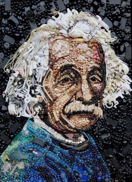 Nhà vật lý học thiên tài Albert Einstein.