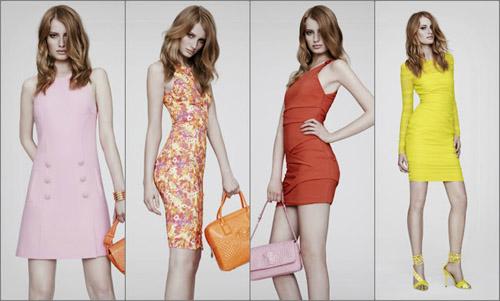 Chiếc váy này đã được siêu mẫu quốc tế Stephanie Hall chụp trong bộ