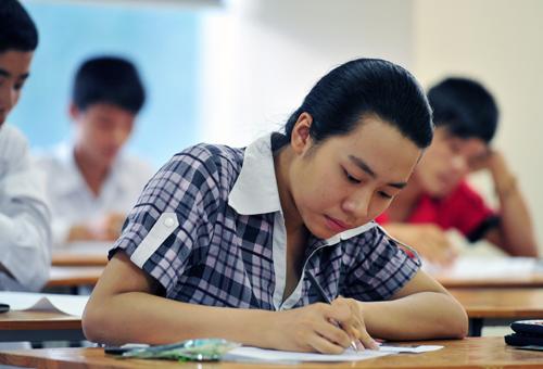 Học sinh thi vào lớp 10 trong 2 ngày 23 và 24/6.