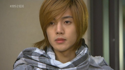 anh chàng Ji Hoo tự kỷ