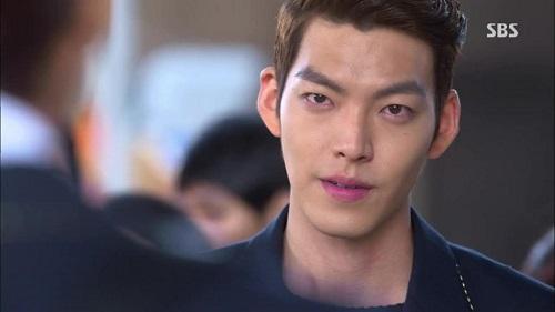 Mặc dù tạo hình của Won Bin là một chàng trai xấuxa, luôn bắt nạt người khác, nhưng chỉ khi bên người mình yêu thương, anh mới bộc lộ con người của mình, nhẹ nhàng và luôn quan tâm người khác.