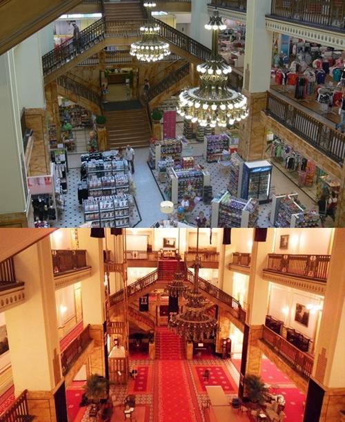 Bối cảnh phim The Grand Budapest Hotel (Khách sạn đế vương) là cửa hàng Gorlitzer Warenhaus nằm ở thị trấn Gorlitz thuộc miền đông nước Đức.