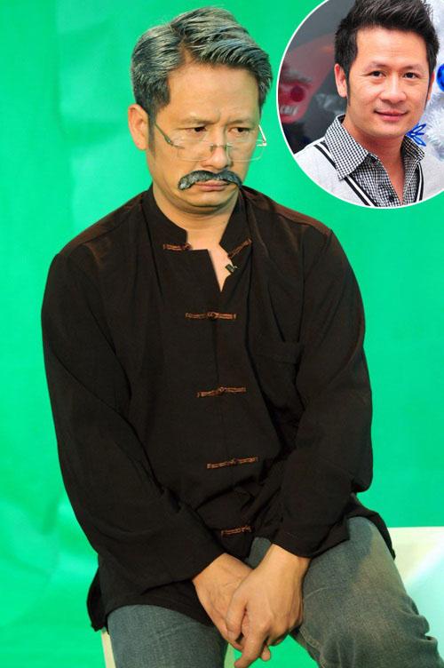 Cuối tháng 10/2013, Bằng Kiều cũng hóa ông lão với râu tóc bạc phơ để diễn vở kịch trong liveshow tại Hà Nội. Đây là lần hiếm hoi các fan được chứng kiến tạo hình lạ lẫm của ca sĩ hải ngoại bởi anh chỉ quen đứng hát trên sân khấu, ít khi diễn kịch.