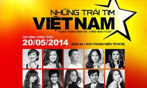 Hơn 30 nghệ sĩ dùng tiếng hát cổ vũ tinh thần dân Việt