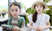 Búp bê thiên thần xứ Hàn đốn đổ trái tim dân mạng