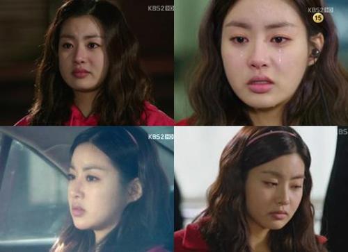 Sao Hàn bị chê vì biểu cảm khô cứng