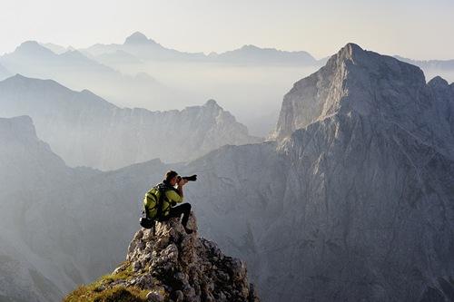 Núi Mangart (Slovenia) là địa danh thu hút nhiều nhà thám hiểm lẫn nhiếp ảnh gia trên khắp thế giới.