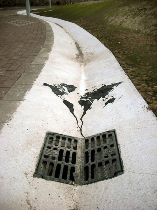 : Hạn hán nguồn nước ở nhiều nơi trên thế giới trở nên khan hiếm và quanh năm chỉ mong chờ một cơn mưa trút nước xối xả.