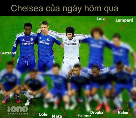 Chelsea nay còn đâu!