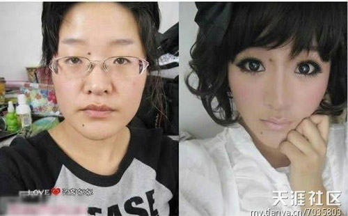 chinese-girls-makeup-before-and-after-11