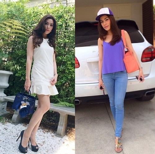 Được coi là người kế nhiệm của nữ diễn viên/ nhà sản xuất tài ba Anne Thongprasom, cô diễn viên sinh năm 1992, lai hai dòng máu Đức  Thái Kimberly Ann Voltemas xuất hiện lần đầu vào năm 2009 với vai diễn nhỏ trong bộ phim Rok. Hiện Kimberly đang là một trong những nữ diễn viên trẻ nổi trội của làng điện ảnh Thái Lan.