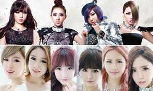 Xôn xao tin T-ara, 2NE1 tới Việt Nam tháng 8