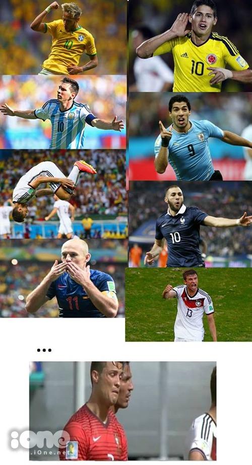 Ghi bàn đi chứ Ronaldo.