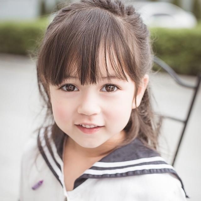 Jenna Jirada Moran, 5 tuổi, có mẹ là người Thái và bố là người Mỹ.