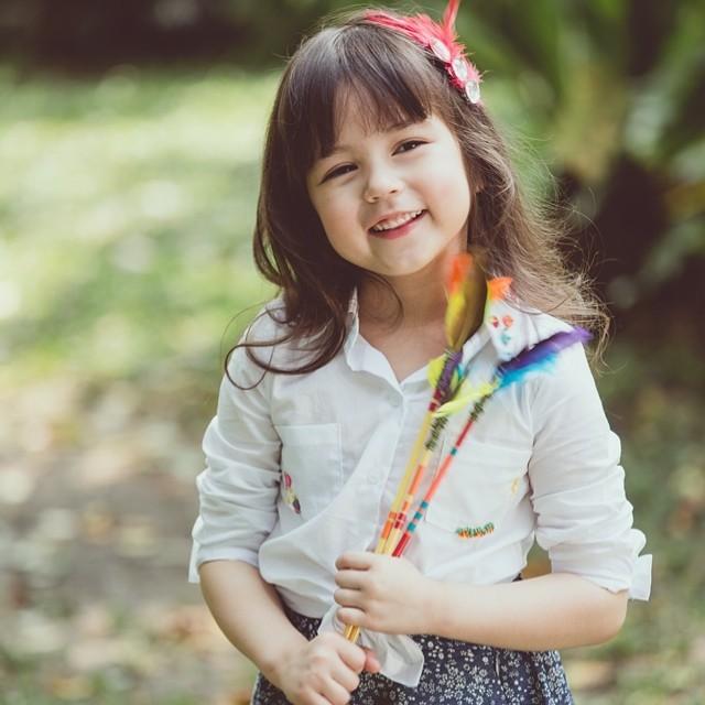 Jenna có một anh trai 6 tuổi rưỡi tên Justin Jakkarin Moran. Dù còn nhỏ nhưng cả hai anh em đều là mẫu nhí đắt show và rất nổi tiếng ở Thái Lan.