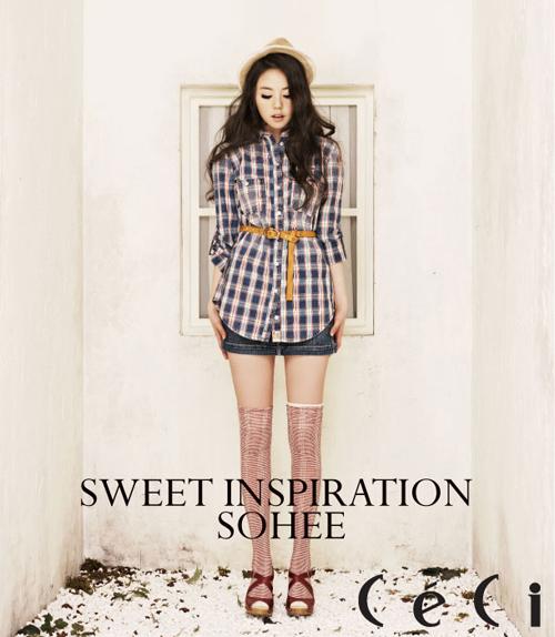 Những idol xinh đẹp sẽ có mặt trên các tạp chí với 2 hình tượng chung dễ nhận thấy: năng động, dễ thương nhưng không kém phần nữ tính&