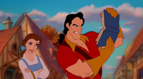 Gaston  nhân vật trong bộ phim hoạt hình Người đẹp và Quái vật là nhân vật nam phản diện đầu tiên trong loạt phim hoạt hình công chúa của hãng Disney.
