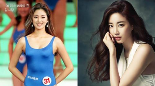 Nhan sắc thay đổi của những diễn viên Hàn từng là hoa hậu