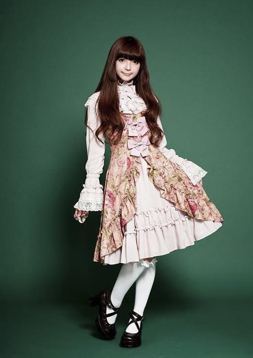 Không chỉ có vậy, Misako còn xuất hiện trong show truyền hình ăn khách Australia next top model ss6 như là đại diện cho phong cách Lolita trên toàn thế giới.