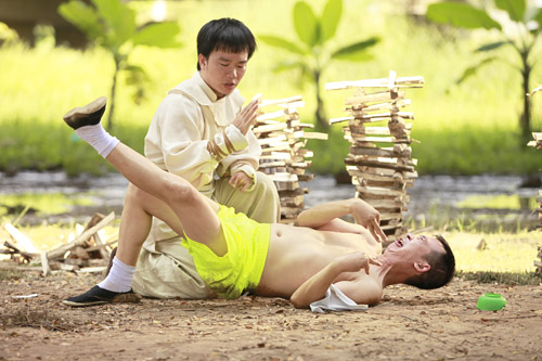 'Tây du ký' phiên bản Việt được chế siêu hài hước
