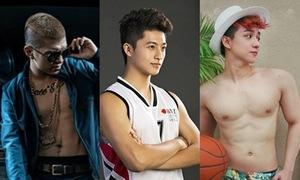 Dàn hot boys Việt khoe body khiến fans nữ ngất ngây