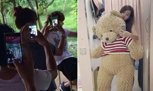 Facebook sao 22/7: Kelvin Khánh chụp selfie bá đạo, Ngọc Thảo khoe 'chồng'