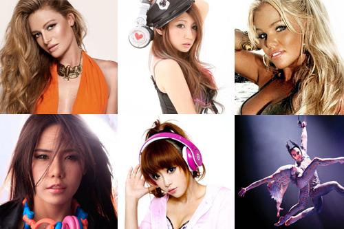 Những DJ nữ xuất hiện trong ELECTRIC SteamPunk đều là những cái tên được săn đón của các lễ hội EDM trên thế giới.