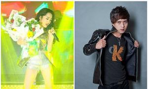 Hồ Quang Hiếu tham gia liveshow DJ, Trúc Nhân quay MV bằng điện thoại
