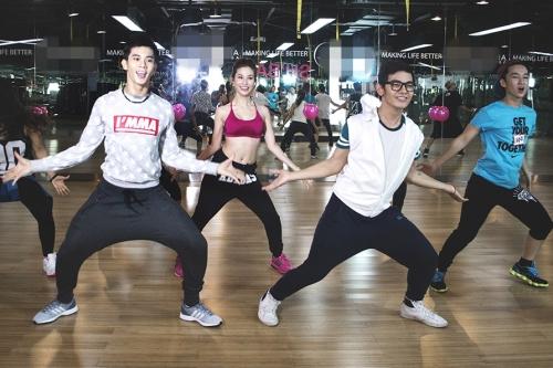Trào lưu nhảy Sh'Bamkhá nổi tiếngtrên thế giới và nhanh chóng được các bạn trẻ đón nhận tại Việt Nam