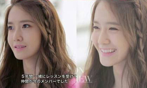 Yoon Ah từng tính chuyện rời SNSD