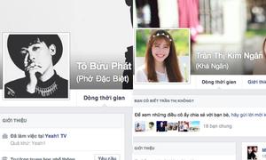 Sao Việt, hot teen đồng loạt đổi tên Facebook vì sợ bị khoá
