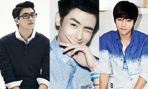 10 nam thần tượng Kpop đẹp trai 'không dao kéo'