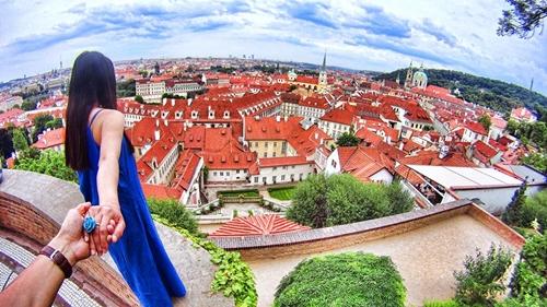 Thủ đô Prague, Cộng hòa Czech.