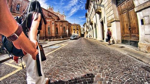 Vicenza, Italy.
