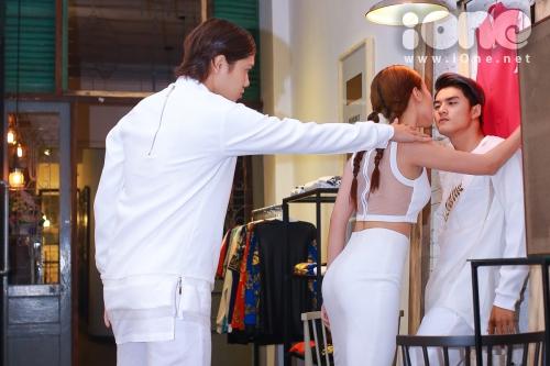 Trong một lần hẹn hò, cặp đôi vô tình bị vợ của Lâm Vinh Hải (Bảo Trân) phát hiện.