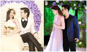 Đông Nhi khoe ảnh cưới lãng mạn, Hà Hồ tái hợp Hà Anh Tuấn