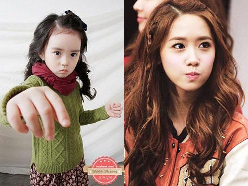 Jung Won Hee, sinh ngày 30/9/2007, tên tiếng Anh là Olivia, là người mẫu nhí nổi tiếng trên mạng nhiều nước châu Á.