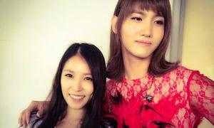 Sao Hàn 16/8: BoA choáng ngợp trước 'mỹ nữ' Chang Min