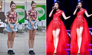 Sao Việt khác lạ khi được thử app kéo chân